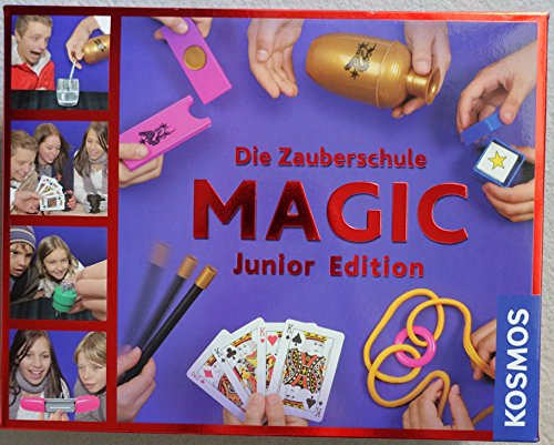 9783440698204: Die Zauberschule Magic, Junior Edition
