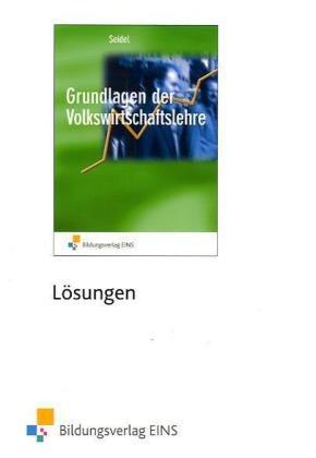 9783441019497: Grundlagen der Volkswirtschaftslehre