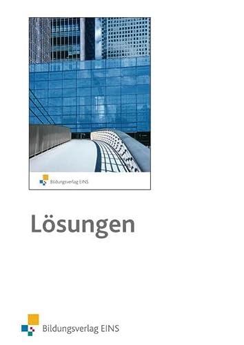 9783441323099: Analysis - anschaulich und verständlich - Lösungen: Gymnasium