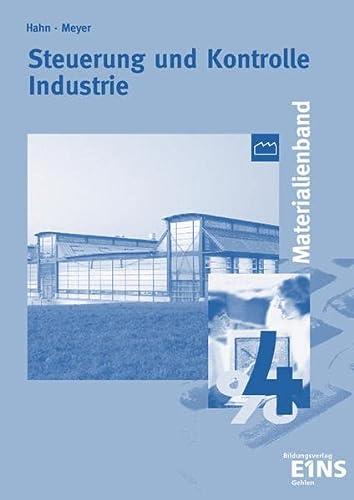 9783441337904: Steuerung und Kontrolle / Industrie: Materialienband (inkl. Lösungen)