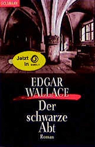 9783442000692: Der schwarze Abt. Kriminalroman. ( Tb)
