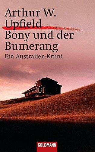 9783442022151: Bony und der Bumerang: Ein Australien-Krimi