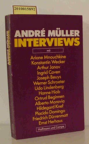 Entblössungen: Interviews (Goldmann Taschenbuch) - Müller, André