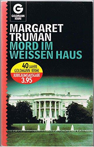 9783442049073: Mord im Weissen Haus