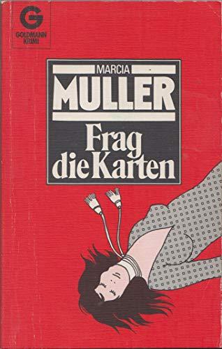 9783442049646: Frag die Karten. Kriminalroman.