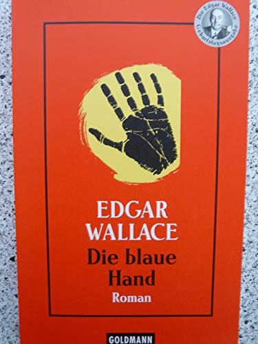 9783442052998: Die blaue Hand.