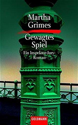 9783442053971: Gewagtes Spiel. Ein Inspektor- Jury- Roman.