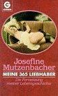 Meine 365 Liebhaber: Josefine Mutzenbacher