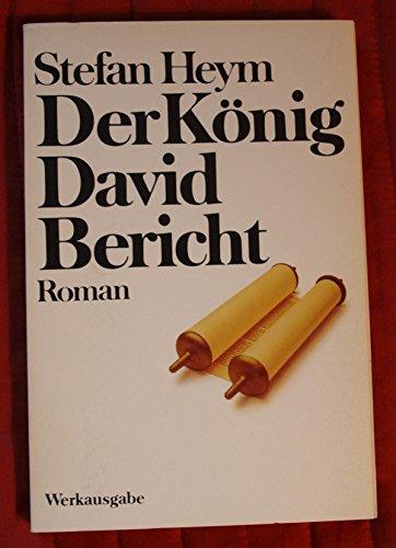 Der König David Bericht - Heym, Stefan