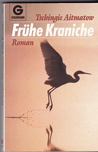 9783442072712: Fr�he Kraniche. Roman