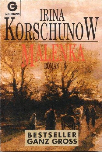 9783442072736: Malenka. Roman