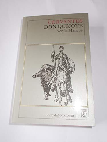 Don Quijote von la Mancha.: de Cervantes Saavedra,