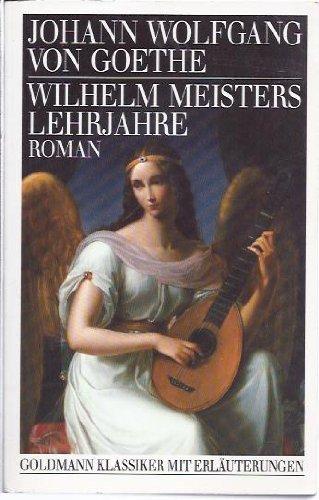 9783442075782: Wilhelm Meisters Lehrjahre