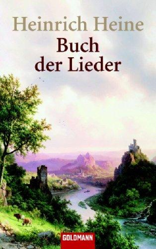 9783442075812: Buch der Lieder