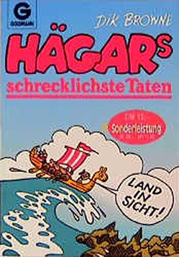 9783442079407: Hägars schrecklichste Taten. Das Beste vom wilden Wikinger.