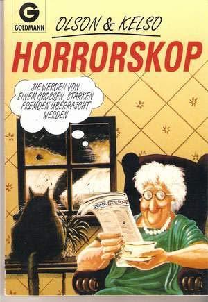 Horrorskop.: Olson, Eric; Kelso,