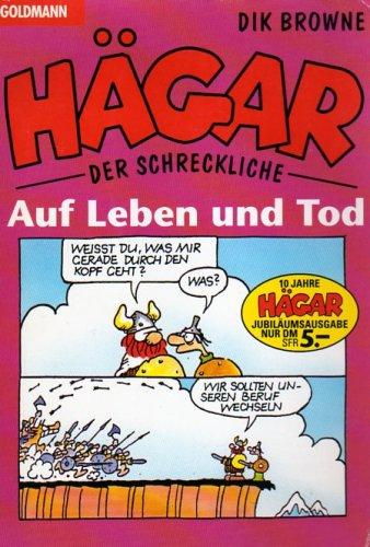 9783442079858: H�gar der schreckliche 22.- Auf Leben und Tod.