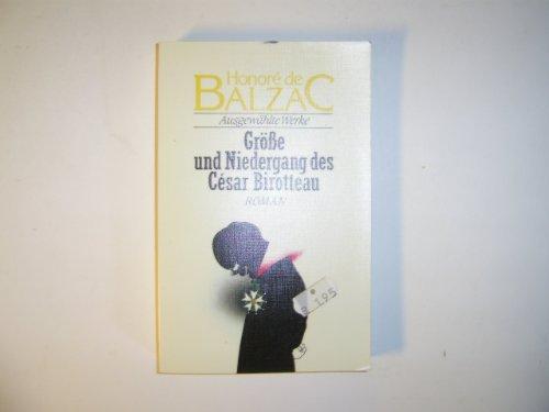 9783442085910: César Birotteau