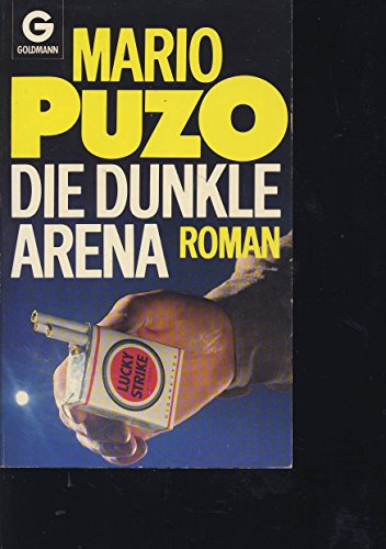9783442085934: Die dunkle Arena. Roman