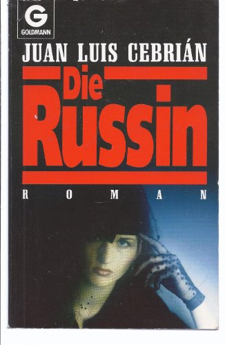9783442088942: Die Russin. Roman