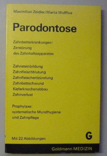 9783442090211: Parodontose