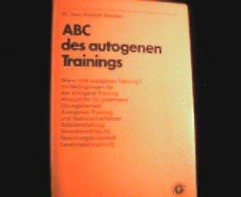 9783442090495: ABC des autogenen Trainings.