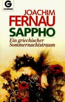 9783442090884: Sappho. Ein griechischer Sommernachtstraum