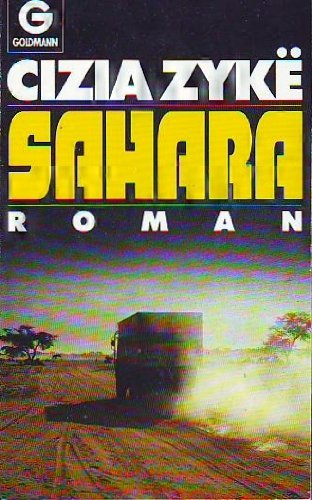 9783442094394: Sahara. Roman.