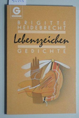 9783442095926: Lebenszeichen. Gedichte