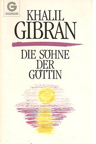 9783442096411: Die Söhne der Göttin. Roman
