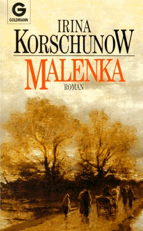 9783442098217: Malenka. Roman