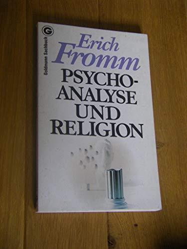 9783442112111: Psychoanalyse und Religion.
