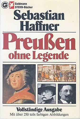 9783442115112: Preussen ohne Legende