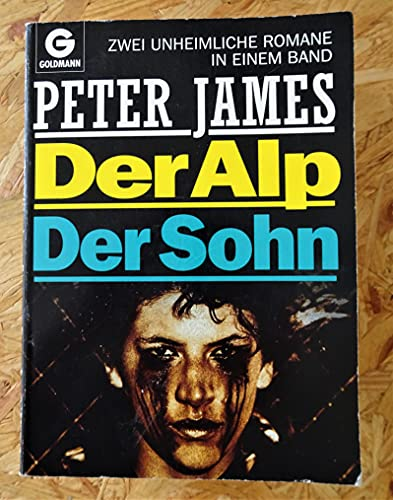 9783442115945: Der Sohn /Der Alp. Zwei unheimliche Romane in einem Band