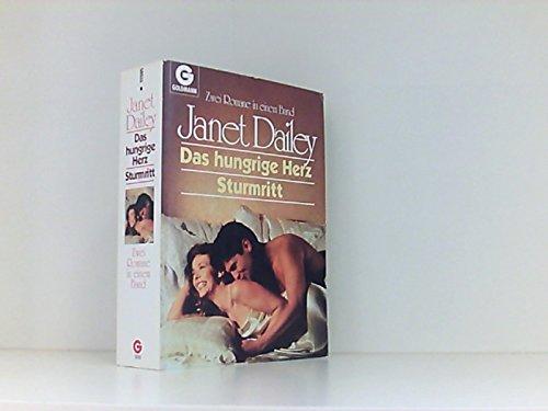 9783442115952: Das hungrige Herz /Sturmritt. Zwei Romane in einem Band