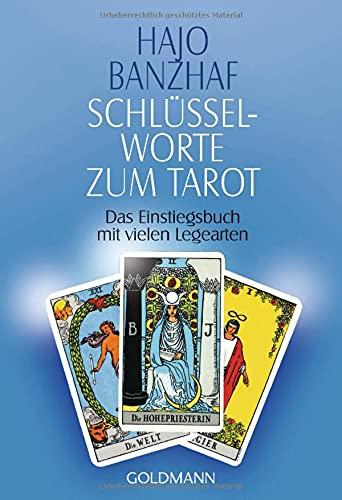 9783442120772: Schlüsselworte zum Tarot.