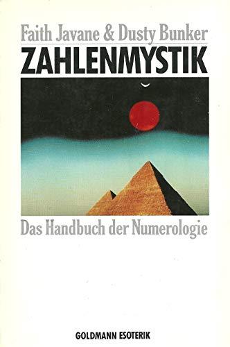 9783442121335: Zahlenmystik. Das Handbuch der Numerologie