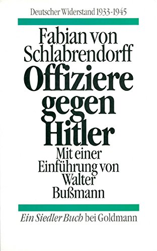 deutscher widerstand
