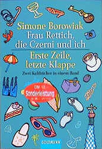 9783442131976: Frau Rettich, die Czerni und ich