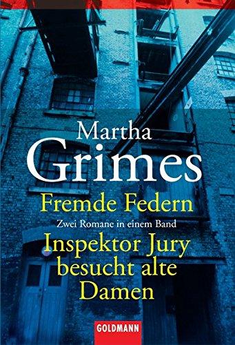 9783442133376: Fremde Federn / Inspektor Jury besucht alte Damen.