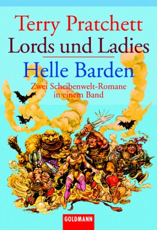 9783442133468: Lords und Ladies / Helle Barden.. Zwei Scheibenwelt-Romane in einem Band.