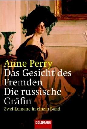 9783442133734: Das Gesicht des Fremden / Die russische Gräfin. Zwei Romane in einem Band