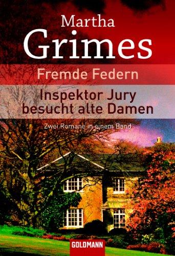 9783442134175: Fremde Federn / Inspektor Jury besucht alte Damen: Zwei Romane in einem Band