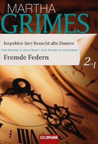 9783442134519: Inspektor Jury besucht alte Damen / Fremde Federn: Zwei Romane in einem Band