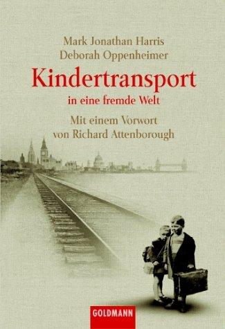 9783442151387: Kindertransport in Eine Fremde Welt (German Edition)