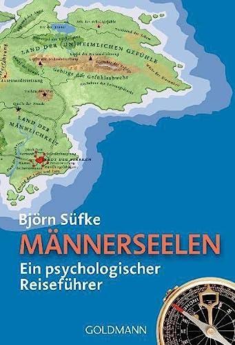9783442156078: Männerseelen: Ein psychologischer Reiseführer: 15607