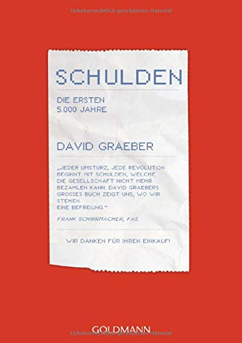 Graeber, D: Schulden. Die ersten 5000 Jahre