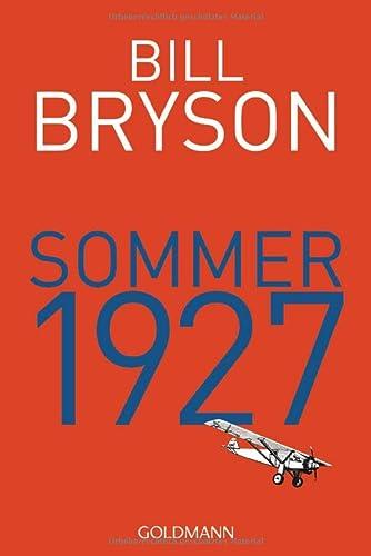 9783442158836: Sommer 1927