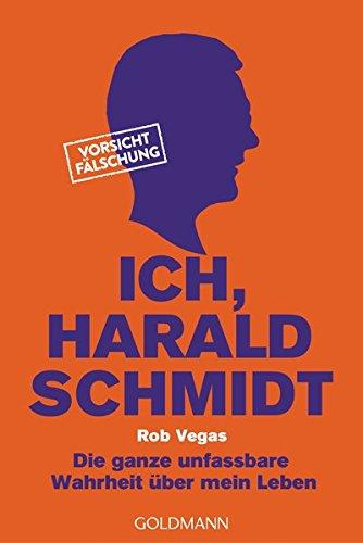 9783442158881: Ich, Harald Schmidt