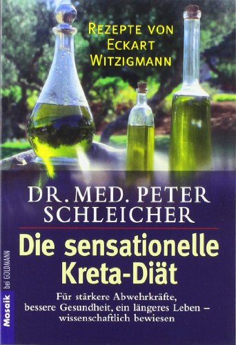 9783442164530: Die sensationelle Kreta- Diät.
